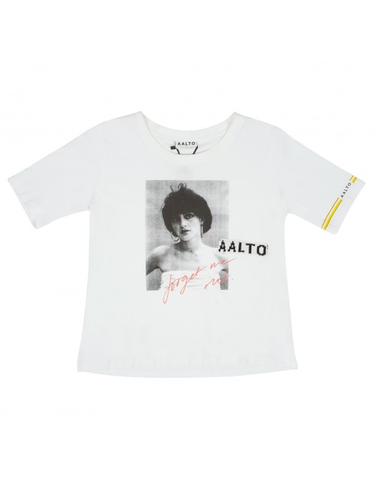 Aalto Forget Me Not Tee