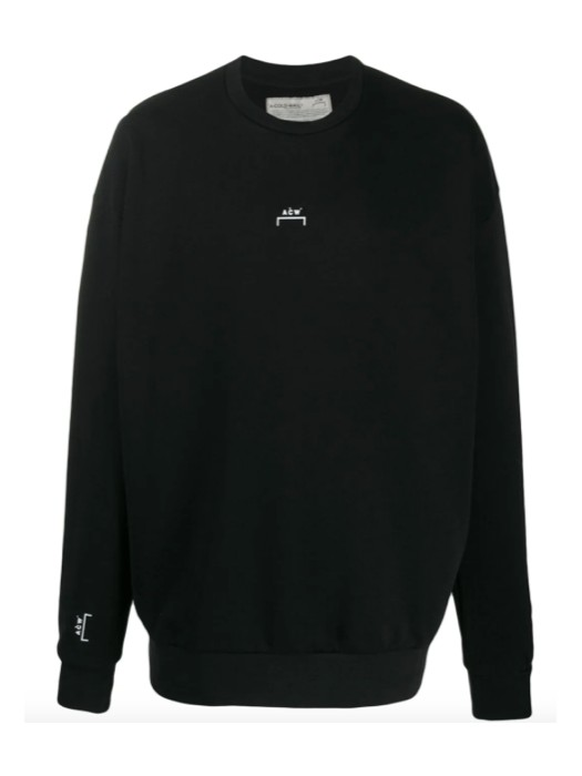 A-COLD-WALL Software Print Sweatshirt