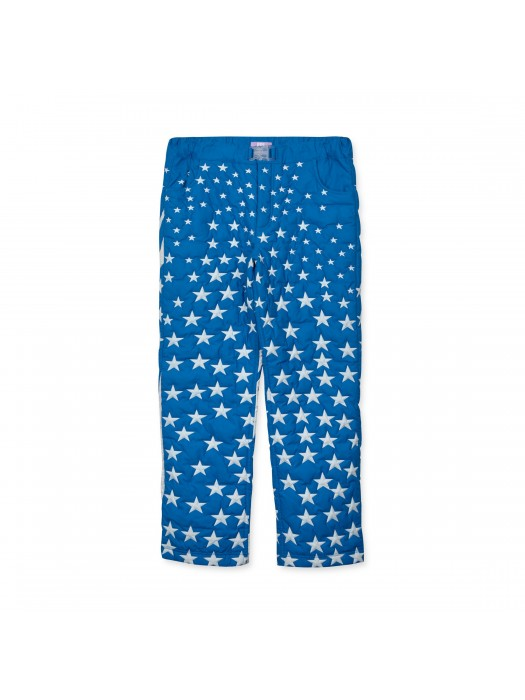 ERL Puffer Trousers Woven Blue